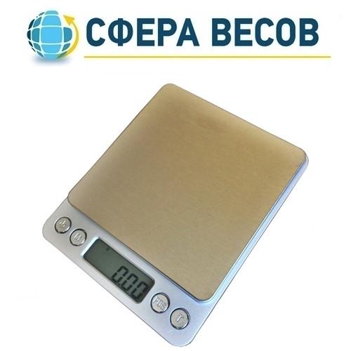 Весы ювелирные Top Scale 6295A, 500г (0.01г)