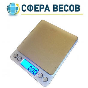 Весы ювелирные Top Scale 6295A, 500г (0.01г), фото 2