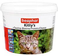 Kitty's Mix лакомство с таурином и биотином, творогом и протеином в одной пачке Beaphar
