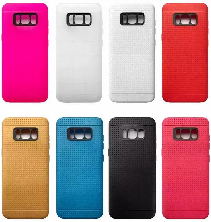 """Samsung G955F S8+ PLUS ПРОТИВОУДАРНЫЙ чехол оригинальный бампер панель накладка для телефона """"PERFO"""""""