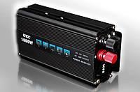 Автомобильный инвертор преобразователь AC/DC 1000W SSK, преобразователь напряжения dc ac