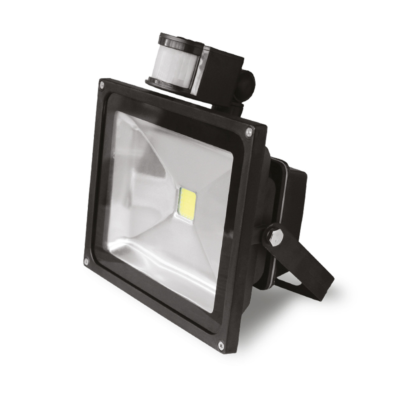 Led-прожектор с ИК датчиком EuroElectric LED COB 20W sensor