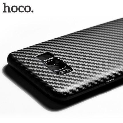 """Samsung G950F S8 ПРОТИВОУДАРНЫЙ чехол оригинальный бампер панель накладка КАРБОНОВАЯ вставка """"HC"""""""