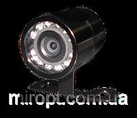 Камера заднего видас подстветкой бабочка, универсальная, цветная, LM-700T над номер, фото 1