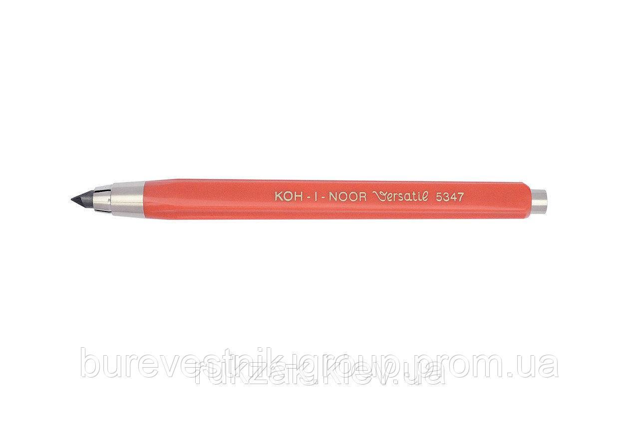 Механический цанговый карандаш ( MECHANICAL CLUTCH LEADHOLDER ) KOH-I-NOOR 5347 , 5,6мм