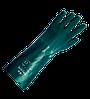 Перчатки рабочие с двойным ПВХ покрытием, 40 см (Долони, арт. 4513)