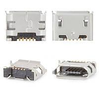 Конектор зарядки FLY DS104D/DS115/DS123/DS124