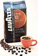 Кофе в зернах Lavazza Super Crema, 1кг.