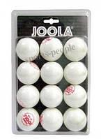 Мячи для настольного тенниса Joola, 40 mm, 12 шт. в упаковке