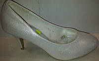 Туфли женские белые р37 PRINCESS 8070-2 SADI
