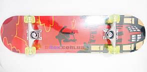 Скейт борд Red Street (2T2059)