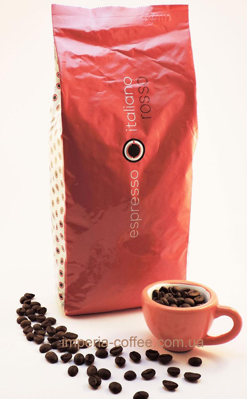 Кава в зернах Espresso Italiano Rosso, 1кг.