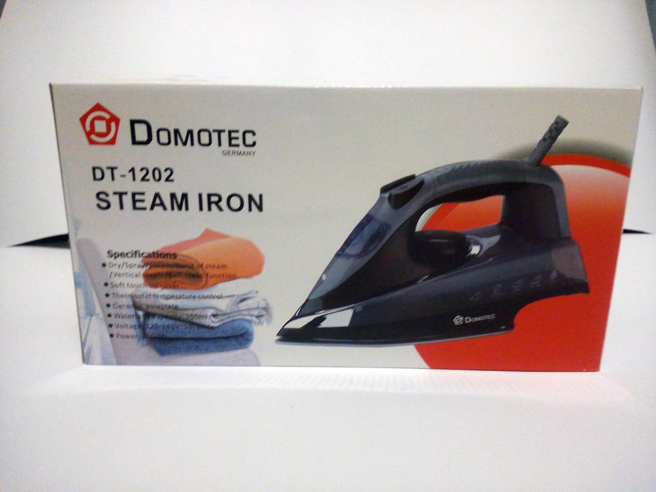 Утюг Domotec DT- 1202