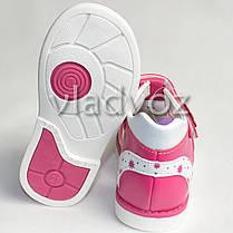 Детские босоножки сандалии для девочки, девочек малиновые 20р. Том.м, фото 3