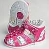 Детские босоножки сандалии для девочки, девочек малиновые 20р. Том.м, фото 4
