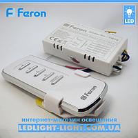 Дистанционный выключатель с пультом Feron TM74 на 4 канала
