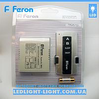 Дистанционный выключатель с пультом Feron TM 75 на 2 канала.