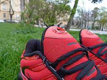 Мужские кроссовки Nike Air Max TN+ Red\Black топ реплика, фото 2