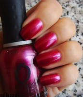 ORLY лак для ногтей №40325 20325 fabfuschia 18 ml.