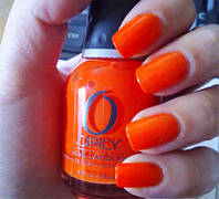 ORLY лак для ногтей №40463 20463 orange punch 18 ml.