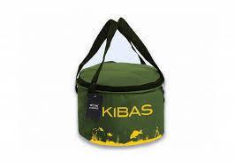 Відро для підгодовування 30 см Kibas з кришкою