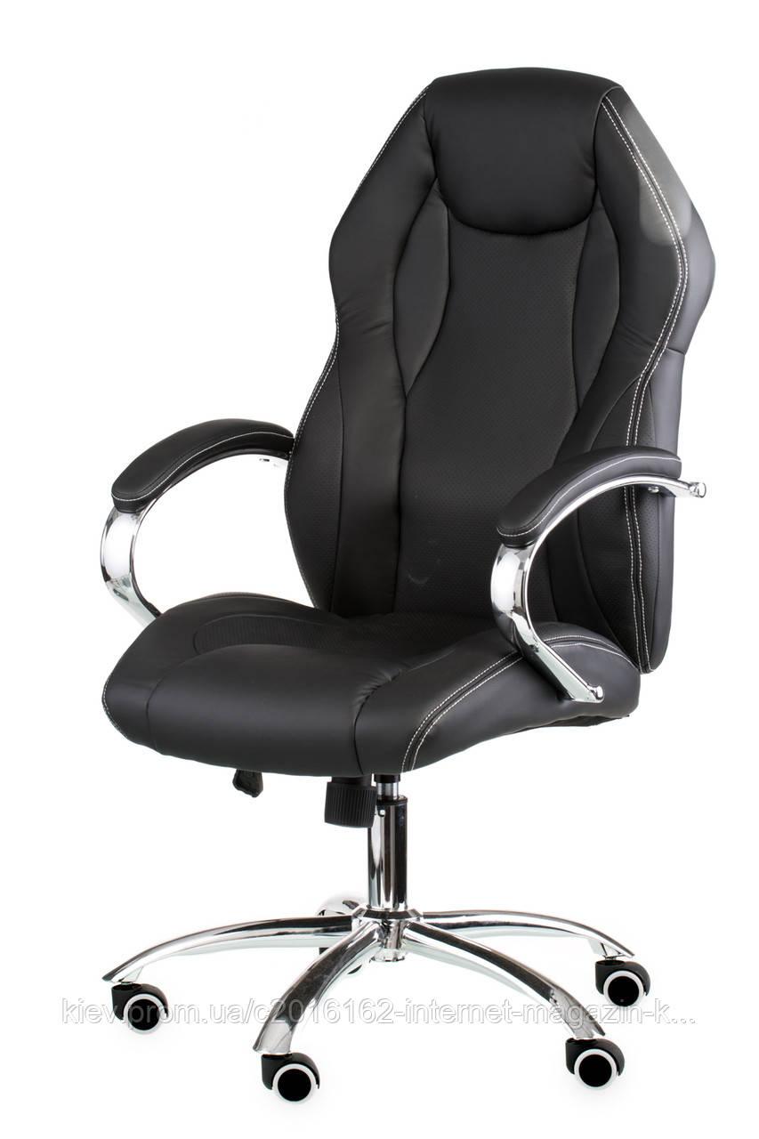 Кресло для руководителя Кресло Cross black