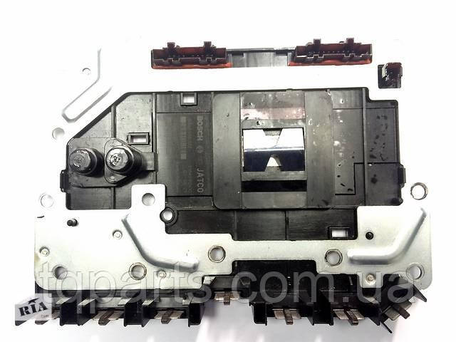 Блок RE5R05A клапанов (гидроблока) TCU Jatco 0260550002 Nissan 31705-17X5D, 3170517X5D