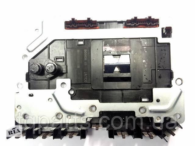 Блок RE5R05A клапанов (гидроблока) TCU Jatco 0260550002 Nissan 31705-3DX9E, 317053DX9E