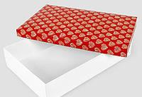 Коробка 400/250/80мм сердце