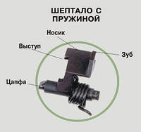 Шептало для пистолета Макарова ПМ