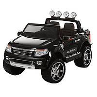 Детский электромобиль Джип Ford Ranger Bambi M 2764EBR, черный