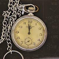 Чистопольский часовой завод карманные часы СССР, фото 1