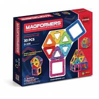 Магнитный конструктор ТМ Magformers Базовый набор 30 элементов