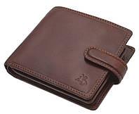 Мужское портмоне Visconti TSC42 Arezzo светло-коричневое