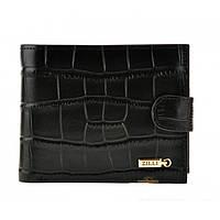 Мужское портмоне ZILLI ZL01-506 черное
