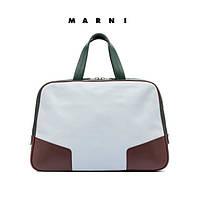 Marni Travel Bag in Calfskin – стильная мужская дорожная сумка от именитого итальянского бренда