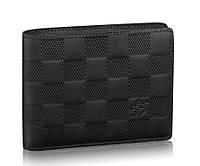 Мужской бумажник Louis Vuitton Lv60895 черный