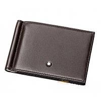 Кошелек с зажимом для денег MONTBLANC MO-7006C коричневый