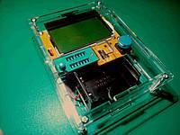 ESR тестер LCR-T4 на Atmega328 в пластиковом корпусе, фото 1