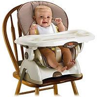 Не знаете, как выбрать стульчик для кормления малыша? Мы поможем!