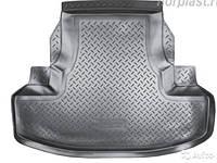 Резиновый коврик в багажник Honda Accord SD 2013- Nordplast