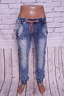 Мужские джинсы с манжетами на резинке Ramsden (код 8047)