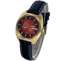 Слава 26 камней Москва 80 сделано в СССР позолоченные часы противоударный баланс пылезащищенные -苏联的手表