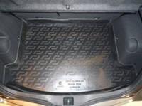 Резиновый коврик в багажник Honda Civic HB 06- Lada Locer (Локер)
