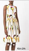 Платье  с мороженым 924(29)