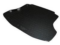 Резиновый коврик в багажник Honda Civic SD 06-12 Lada Locer (Локер)