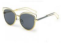 Модные солнцезащитные очки Christian Dior Sideral. Отличное качество. Молодежный стиль. Купить. Код: КДН1673