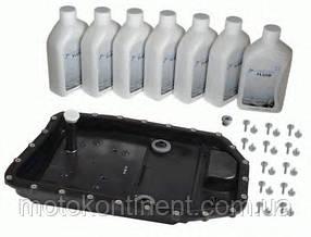 Масло ZF 6 7 (1Л )+ сервисный ком-т 1068.298.062 АКПП 6HP26, 6HP28, BMW: 3 E90 05-11, 5 E60 03-10, 7 E65 01-,