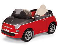 Электромобиль Peg Perego FIAT 500 Red/Grey