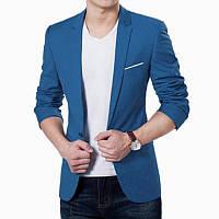 Стильный мужской пиджак разные цвета (качество на 5)